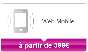Weaby.Be - Pack Site Mobile